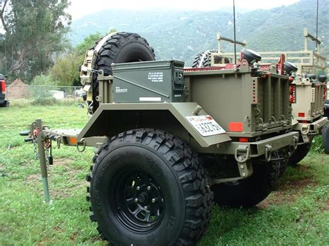 offroad trailer milatry specs for trailers ih8mud forum