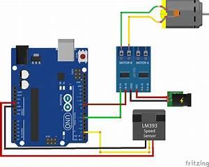 How To Use A Speed Sensor With Arduino  U2013 Brainy