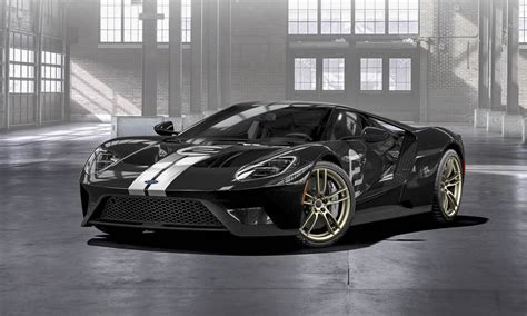 Ford Gt 66 Heritage Edition Autonxt