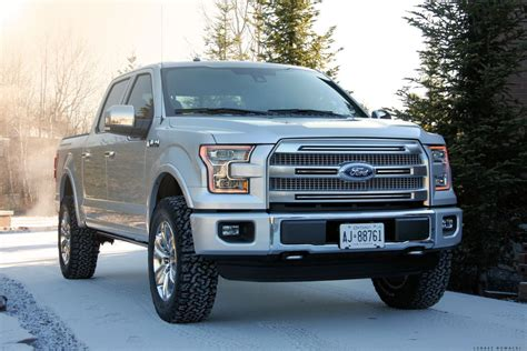 lifted platinum page  ford  forum