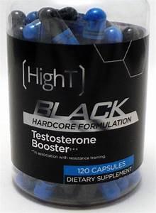 High T Vs  High T Black