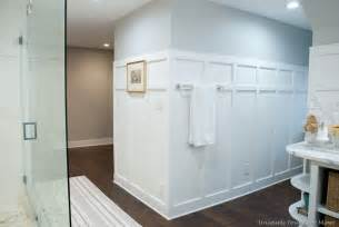 bathroom vanity design board and batten in bathroom