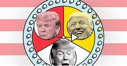Trump Donald Republicans Sheet Cheat President Hillary