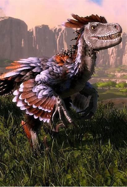 Ark Deinonychus Valguero