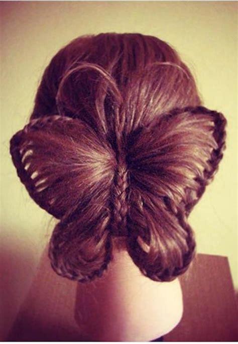 fun butterfly braid tutorial cute hairstyles for little