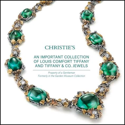 louis comfort tiffany ls louis comfort tiffany jewelry at christie 39 s auction