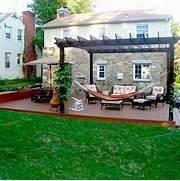 Backyard Hammock Design And Patios Pergolas Hammocks Backyards Patios And Decks Outdoor