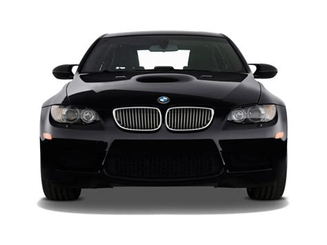 2009 Bmw M3 2-door Coupe Front Exterior View, Size