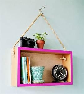 Une Corde De Bois : 1001 projets de diy chambre d co faire soi m me ~ Melissatoandfro.com Idées de Décoration