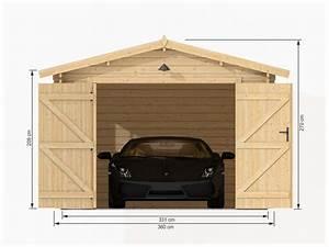 Garage En Bois 20m2 : garage en bois m zima chalet bois discount ~ Dailycaller-alerts.com Idées de Décoration
