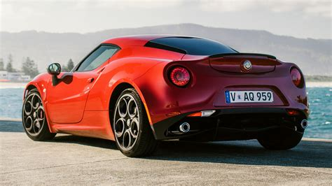 2015 Alfa Romeo 4c Launch Edition (au)