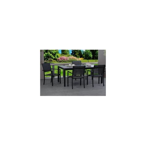 table salon de jardin gamm vert qaland com