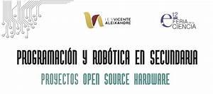 Feria de la Ciencia: Programación y Robótica en Secundaria Programamos