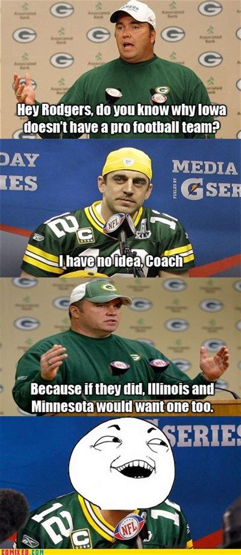 Anti Packers Memes - 98 best images about green bay packer memes on pinterest football memes football and sports memes