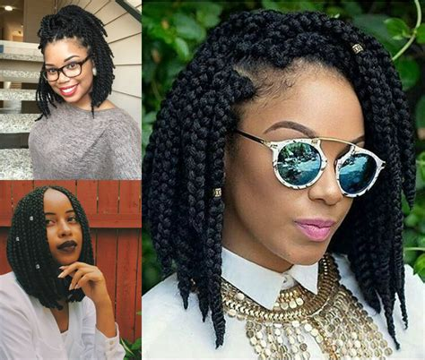 Amazing Short Box Braids Hairstyles 2017   Hairdrome.com