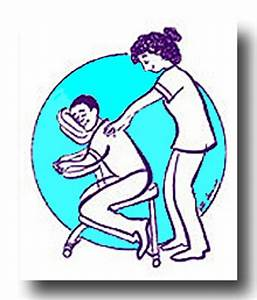 Black and white back massage clipart - Clipartix
