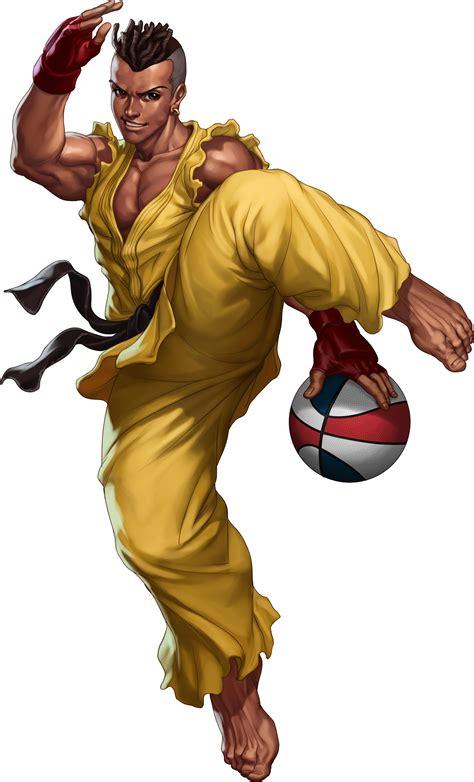 Sean Matsuda Street Fighter