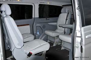 Interior of our Mercedes Viano 5 seater | Executive Travel