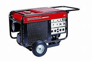 Honda Es6500 Generator Parts