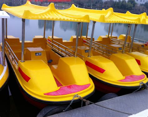 Pontoon Paddle Boat Manufacturers by 5 Person Paddle Boats For Sale From Water Rides Manufacturer