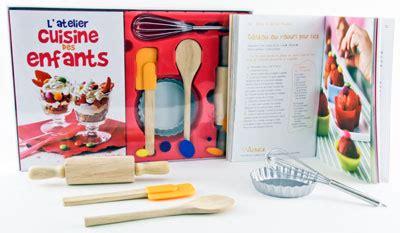 coffret cuisine enfant l atelier cuisine des enfants coffret laurence du