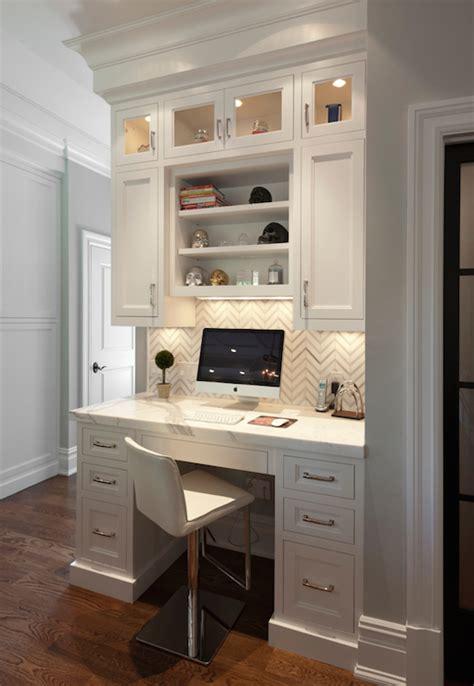 desk in kitchen design ideas built in kitchen desk design ideas