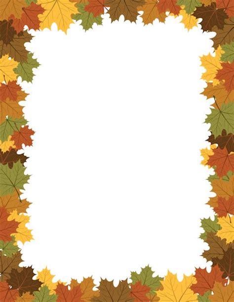 thanksgiving border clipartioncom