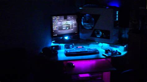 best pc case lighting pc sound activated led lights nzxt phantom case and