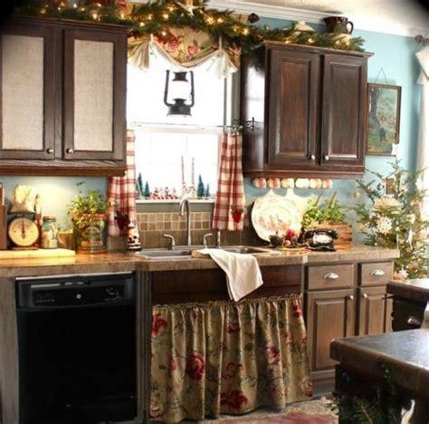 40 cozy christmas kitchen d 233 cor ideas digsdigs