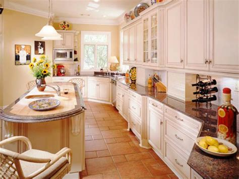 country kitchen flooring country kitchens hgtv 2798