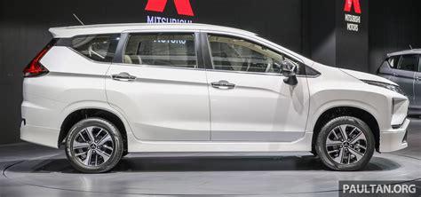 Mitsubishi Xpander Picture by Allnew Mitsubishi Xpander Mpv Launched In Indonesia