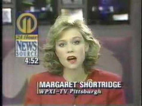 WPXI TV Pittsburgh Newsbreak 1992 - YouTube
