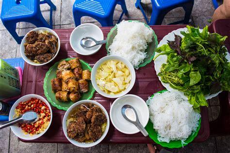 cuisine viet hanoi food local food hanoi cuisine