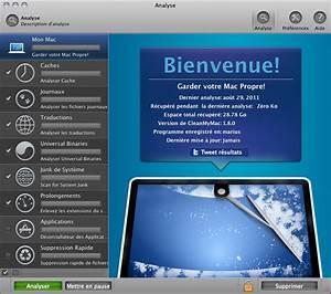 Nettoyer écran Mac : soft nettoyer son mac 2 logiciels utiles geeksleague ~ Melissatoandfro.com Idées de Décoration