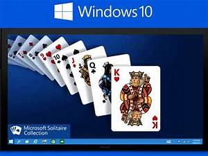 Comment Avoir Windows 10 Gratuit : jeux de cartes microsoft ~ Medecine-chirurgie-esthetiques.com Avis de Voitures