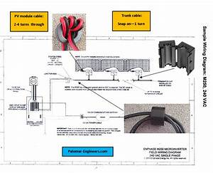 Gallery Of Solar Combiner Box Wiring Diagram Sample