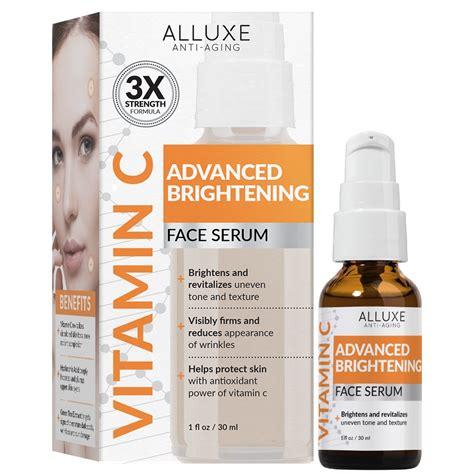 Amazon.com: Alluxe 3X Anti-Aging Vitamin C Serum 1 oz: Beauty