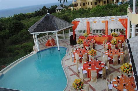 wedding reception sites  ocho rios jamaica wedding mapper
