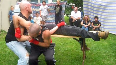 Top Tables In Chw Backyard Wrestling History!-youtube