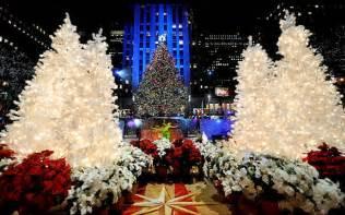 rockefeller center tree lighting o 39 tree ny daily news
