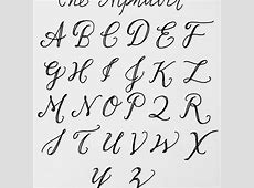 Creative Ways To Write Letters Design Decoration