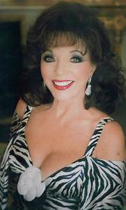 254 best images about Joan Collins on Pinterest | Red ...