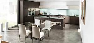 Modele de cuisine ouverte choosewellco for Salle À manger contemporaine avec modele de cuisine en u