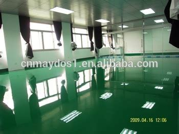 Factory Workshop Use Epoxy Resin Floor Paint Guangzhou