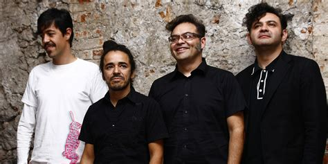 Why Café Tacuba Says Being Together For 25 Years Is 'truly