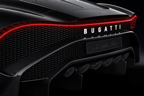 photo BUGATTI LA VOITURE NOIRE 8.0 1500 ch coupé 2019 ...