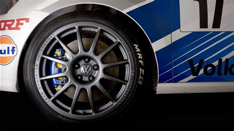 volkswagen ameo cup race car   alloy wheel