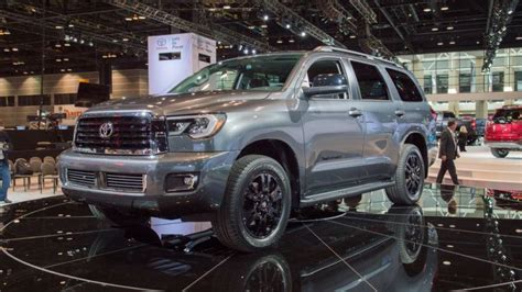 toyota sequoia redesign release date