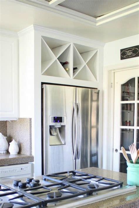 clever ways  add  kitchen storage space  open