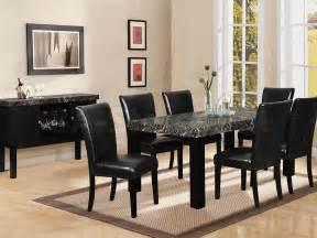 black dining room set black dining room sets interior decorating ideas